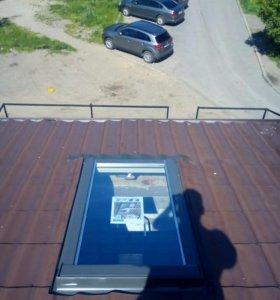 Окна в крышу