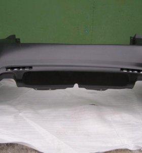 Бампер задний. Honda Accord 8. 2008 - 2010 г