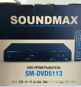 SoundMax SM- DVD5113