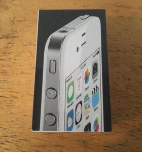 Новый iPhone 4 8g