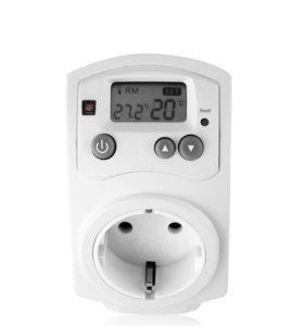 Терморегулятор розетка