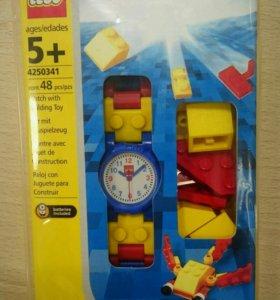 Детские часы Lego для мальчиков