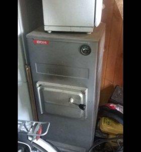 Угольный котёл для отопления дома