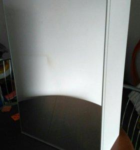 Шкаф в санузел с зеркалом