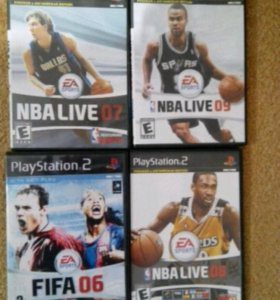 Игры PS 2