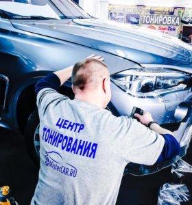 Тонировка в Одинцово,Ремонт сколов