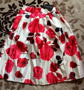 Новая яркая юбка
