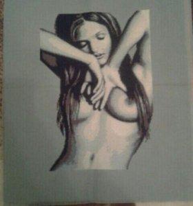 Вышивка картин на заказ