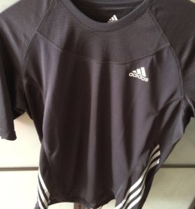 Куртка Fila оригинал+новая футболка Adidas dry fit