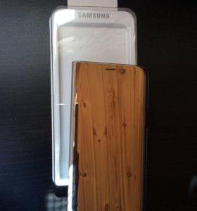 Оригинальный чехол-книжка на Samsung Galaxy S8+