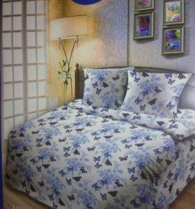 Комплект постельного белья Ситец 1,5-спальн. НОВЫЙ