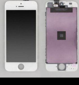 Дисплей iPhone 4s, 5s, 6s,7, 8, X.