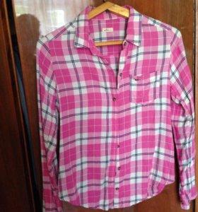 Рубашка Hollister размер S