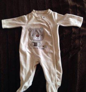 Комбинезон-ползунки для новорожденного Mothercare