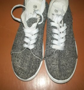 Ботинки новые 35-36 размер