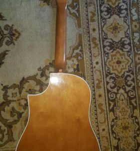 Гитара аккорд почти новая