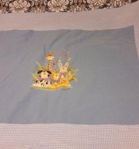 Пододеяльник на детское одеялко