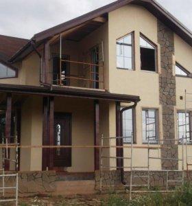Малоэтажное строительство. Бани/дома/заборы