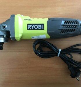 Угловая шлифовальная машина RYOBI RAG800-125