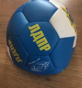 Новый мяч с символикой ЛДПР