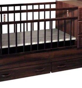 Кровать детская - трансформер
