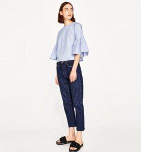Новая блузка Zara