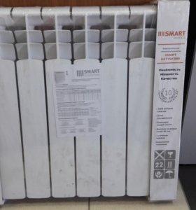 Радиатор биметаллический SMART 500/80