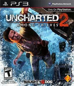 Игра Uncharted 2 на Ps3