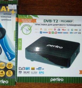 DTV-T2-ресивер