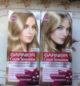 Garner Color Sensation крем-краска для волос