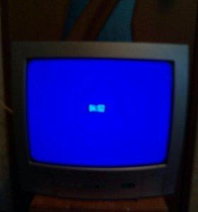Телевизор 14дюймов