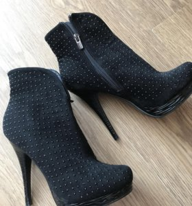 Ботильоны обувь
