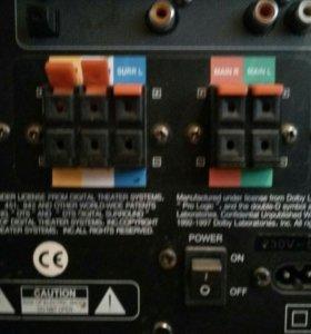 Сабвуфер от системы sven ht 485