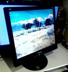 """17"""" LCD Монитор ViewSonic VA703B-3"""