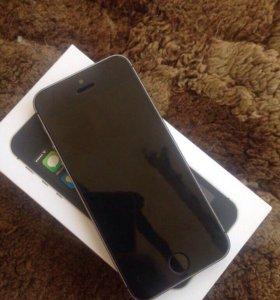 Продам iPhone 5s, 16Gb