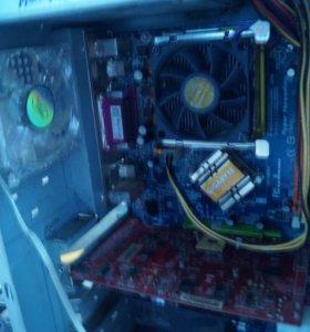Компьютер на запчасти.Возможна починка.