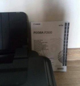 Принтер Canon Pixma ip2600