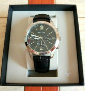 Мужские классические часы Bulova 96A173 новые