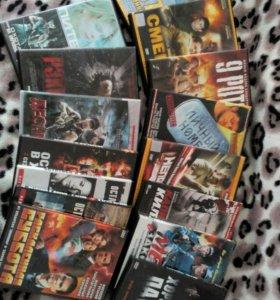 DVD Диски (15 дисков всего за 100 руб.!)