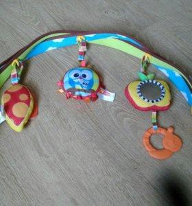 Игровая Дуга Tiny Love на кресло ,люльку,коляску.
