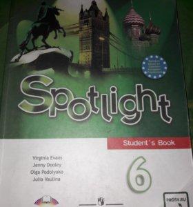 Комплект  английский язык 6 класс