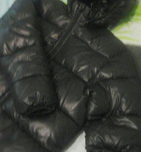 Куртка на синтепоне(пуховик)