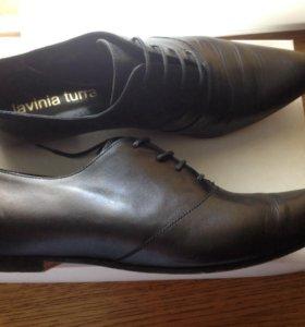 Туфли женские, нат.кожа