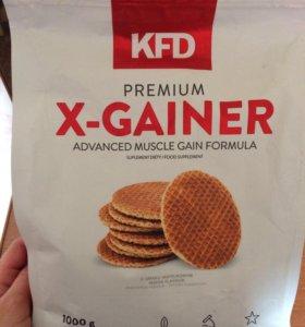 Гейнер. Kfd premium x-gainer. Со вкусом печенья