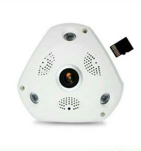 Потолочная панорамная WiFi камера 360° WIPC4