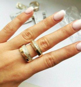 Кольцо серебряное 925пр