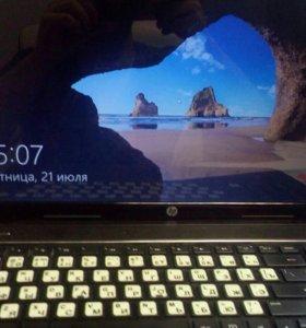 Ноутбук hp rt3290