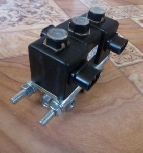 Электромагнитный клапан от камаз