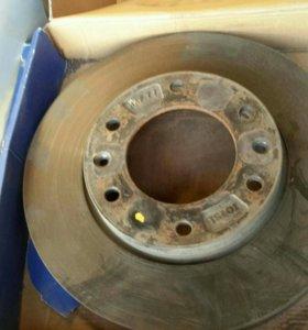 Тормозные диски SD 1031 GRAND STAREX 07
