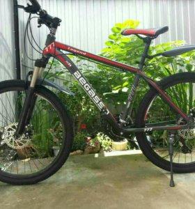 Велосипед алюминиевый.новый